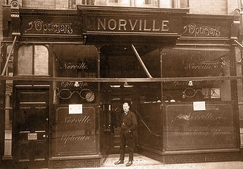 Norville Shop Front (Old)