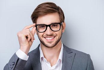 Glass Lenses for Spectacles