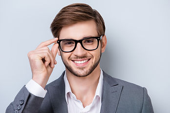 Glass Lenses for Spectacles