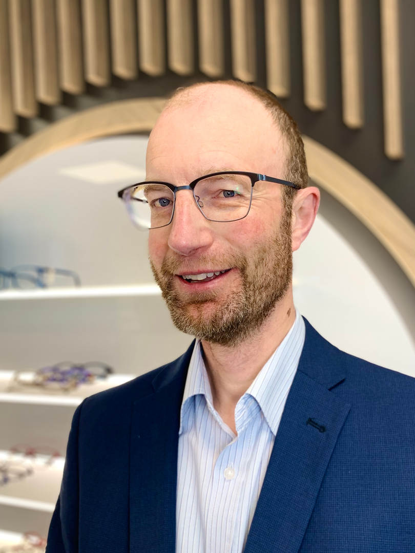 Darren Fleckney - Dispensing Optician