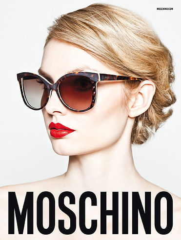 Moschino Glasses
