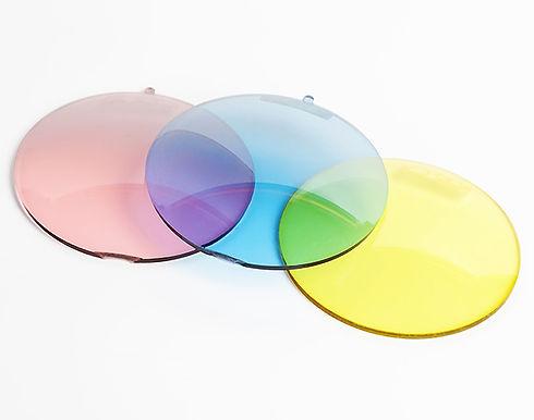Colorimetry lenses