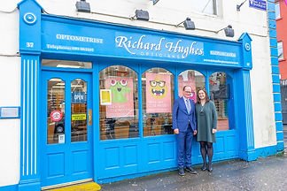 Hughes Opticians Galway