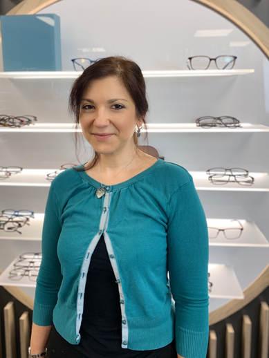 Suzi Berg - Optometrist