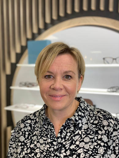 Nichola Mason - Director & Dispensing Optician