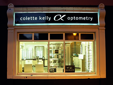 Colette Kelly Opticians Galway
