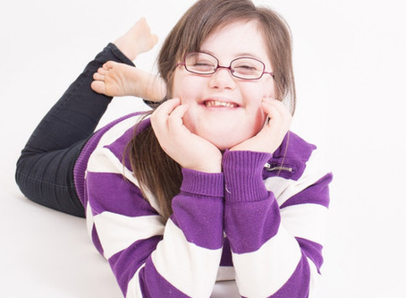 Norville Opticians has decided that special children need some extra special eyewear