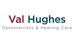 Val Hughes Optometrists & Hearng Care Logo