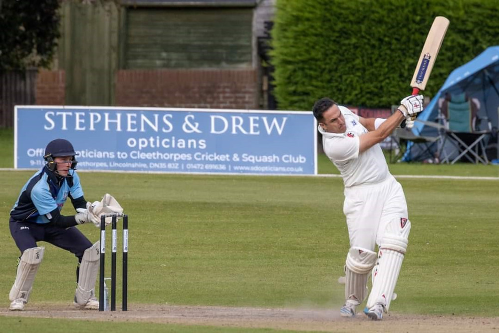 Cleethorpes cricket club sponsors