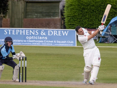 Stephens and Drew sponsor Cleethorpes T20 cricket competition