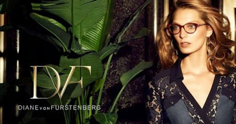 DVF Prescription glasses