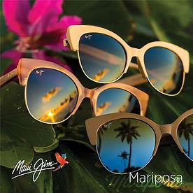 Maui Jim Mariposa eyewear