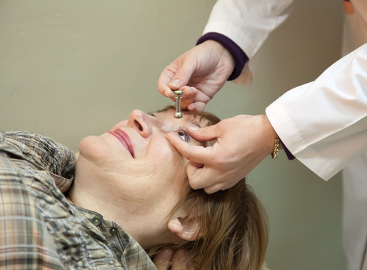 How is glaucoma detected & diagnosed?