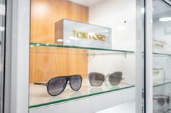 Netherton Eye Centre Glasses Display