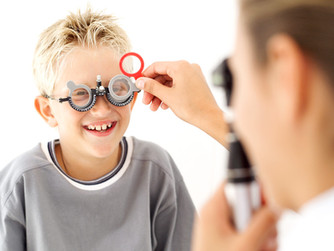 What Age Should My Child Have Their Eye Test?