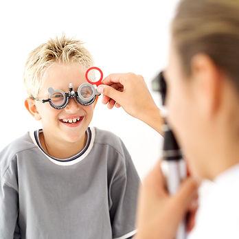 childrens eye care