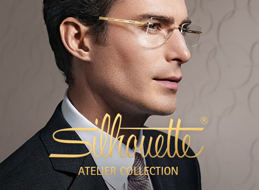 Silhouette Atelier collection: Passion for sophistication