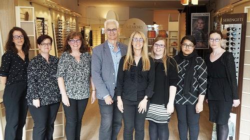 Memory Opticians Team
