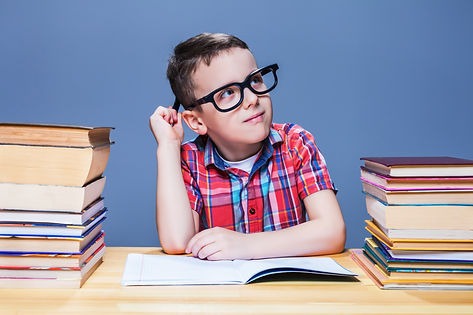 kid eye exam