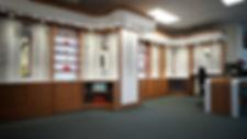 Inside Opticians Leicester
