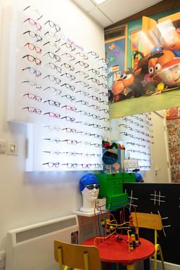 Children's eyewear collection