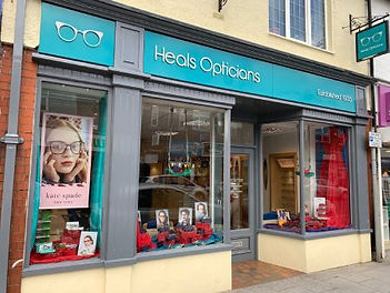 Heals Opticians Workington