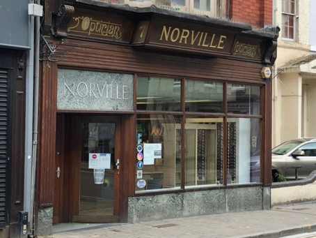 Norville Opticians remains open to support community eyecare throughout new lockdown restrictions