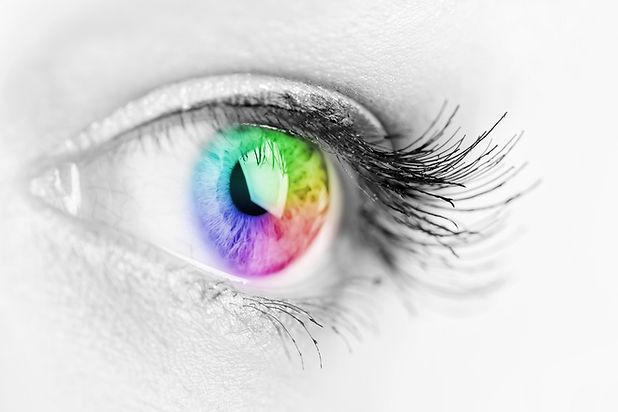 colorimetry testing for eyesight