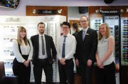 Ellerker Opticians Team