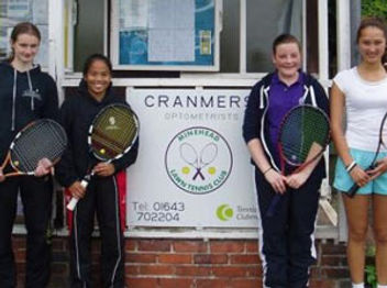 cranmers optician team