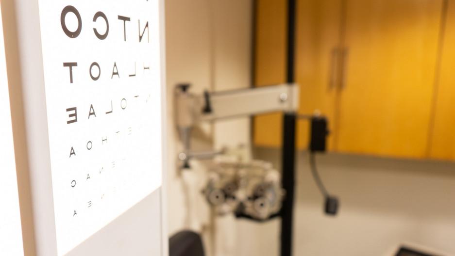 eye test london