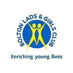 bolton lads and girls club logo
