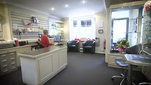 Davis Opticians in Olney