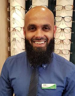 Idris Umarji Optometrist