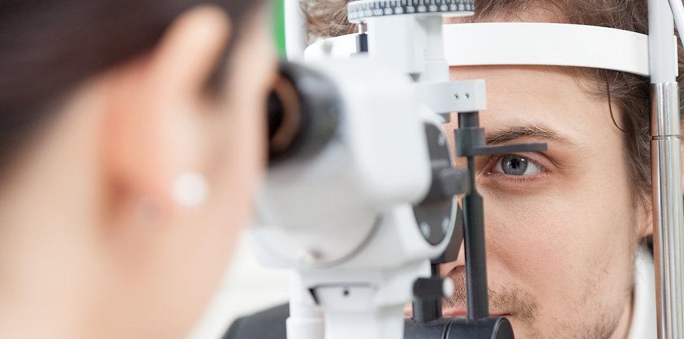 Urgent Eye Care Equipment