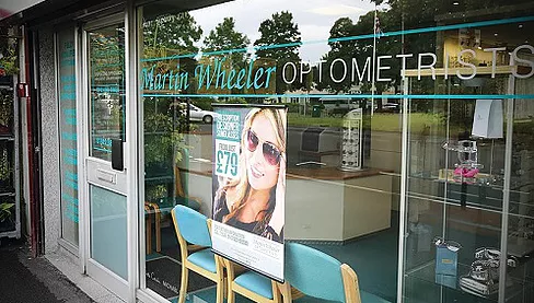 Opticians Pelsall