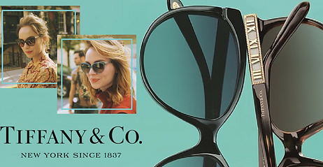 Tiffany & Cp designer Glasses