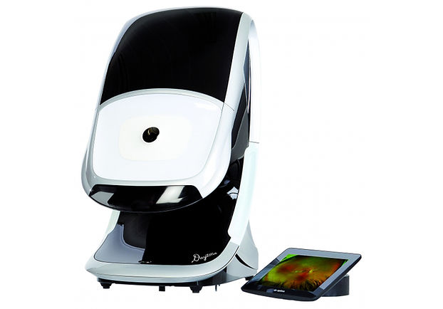Optomap Retinal Screening