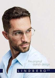 Lindberg Male Designer Glasses