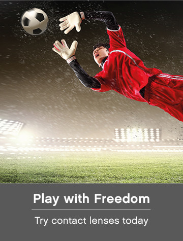 Web Banners - Play with Freedom Portrait