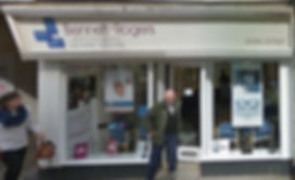 Opticians Sidmouth