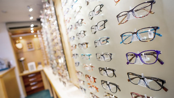 Our Selection of Eyewear