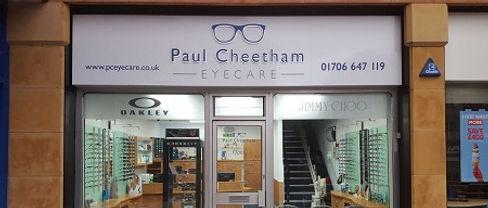 Opticians Rochdale