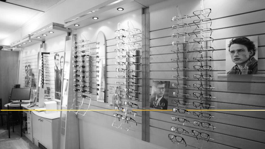 Opticians Salisbury eyewear collection
