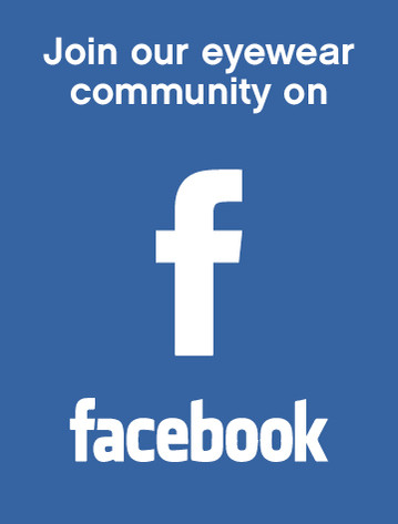 Join our eyewear community on Facebook
