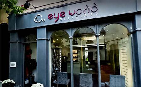 Opticians Westport