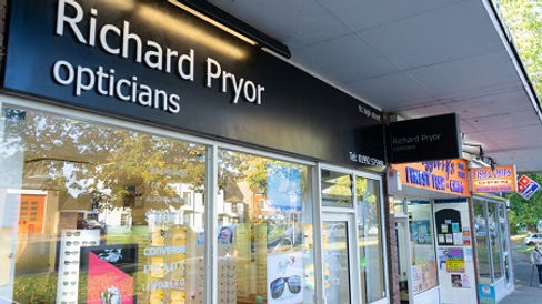 Opticians Epping