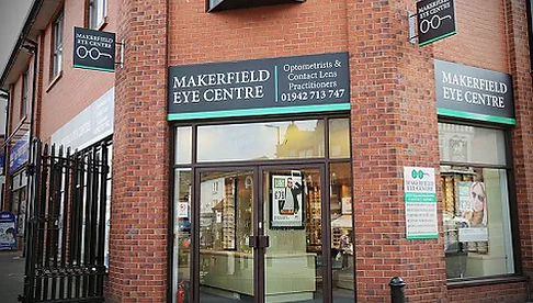 Opticians Makerfield