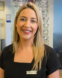 Adrienne Walsh - Optical Assistant