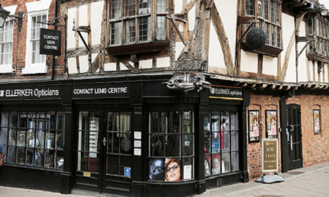 Opticians Shrewsbury